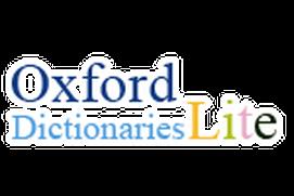 Oxford Dictionary Lite