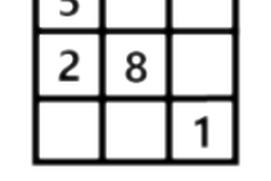 Sudoku Touch Free