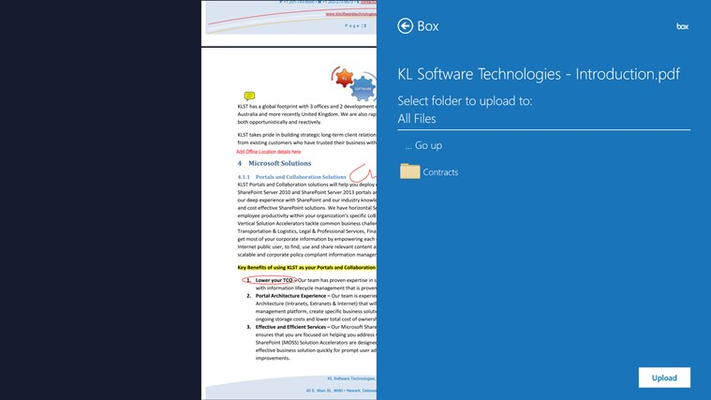 Annotate101 for Windows 8