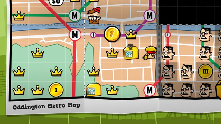 Conquer more than 100 levels district by district, and take down Explodz Inc!