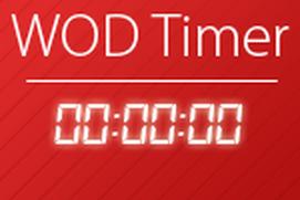 WOD Timer Pro by WOD Republic