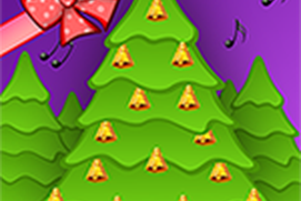 Musical Tree Christmas Bells