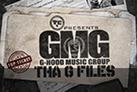 TC Bradshaw Presents: Tha G Files Album App