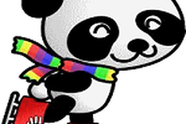 Panda Skater