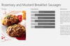 Upon sharing, Chef automatically grabs the recipe picture and directions. Chef intelligently ingests the ingredients, parsing ingredient information for your viewing pleasure.