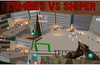 Zombies Vs Sniper - Helicopter Air Shooting Attack