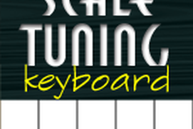 Scale Tuning Keyboard