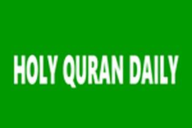Holy Quran Daily