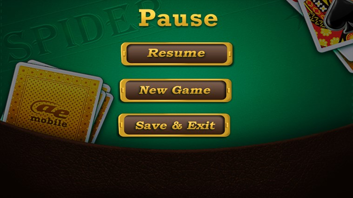 AE Spider Solitaire for Windows 8