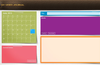 Clean and easy interface, all at one glance.