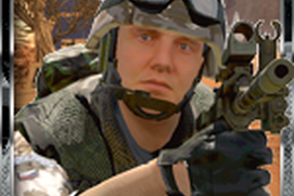Jungle Duty Army Commando Shooting