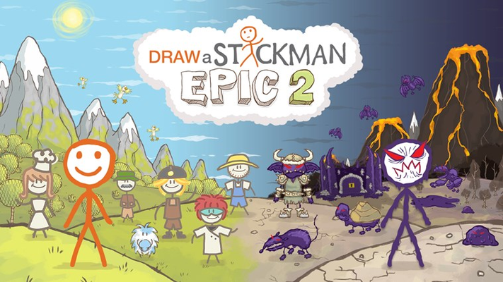 Draw a Stickman: EPIC 2!