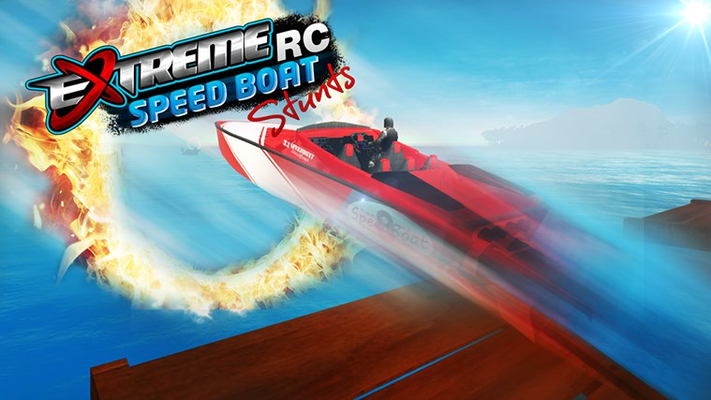 Extreme RC Speed Boat Stunts for Windows 8