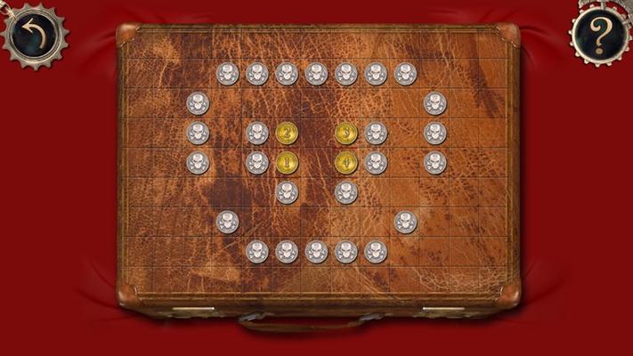 Coins puzzle