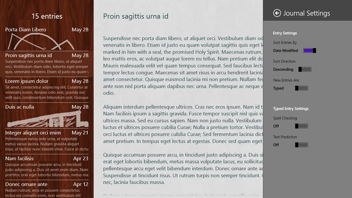 PaperStreet for Windows 8