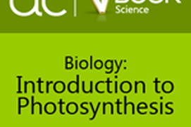 Biology: Introduction to Photosynthesis