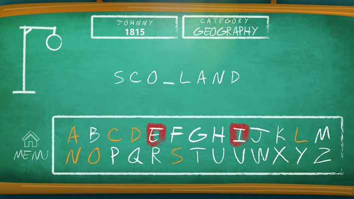 Hangman Pro for Windows 8