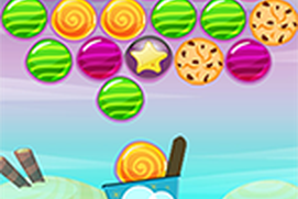Candy Sweet Bubble Shooter