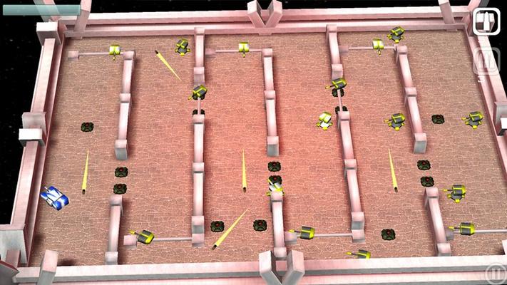 Gameplay Mars Level 3