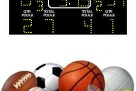 Sport Stat Counter