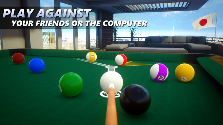 Play against your friends or the computer