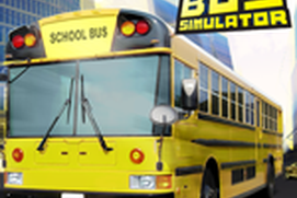 3D School Bus Simulator