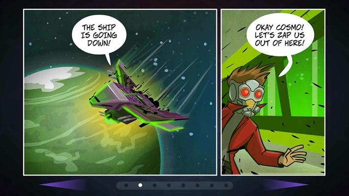 Original Guardians Storyline