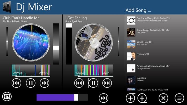 Dj Mixer for Windows 8