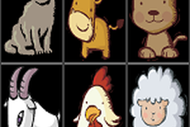 Farm Animals by Mariusz