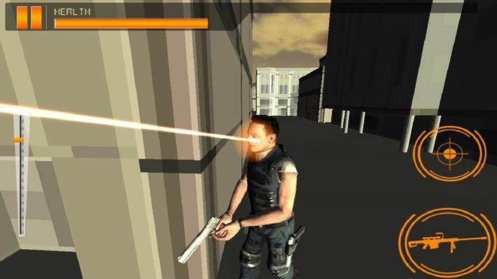 Sniper Target Criminals