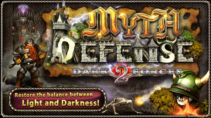 Restore the balance between Light and Darkness!