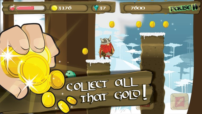 Collect all that GOLD!