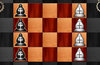Chess puzzle with bishops