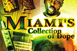 Miami's Collection of Dope Album App