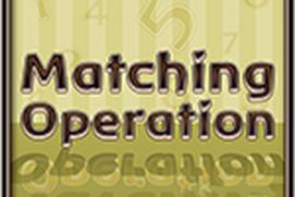 Matching Operation