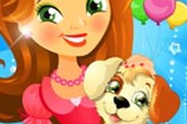 Princess Pet Party