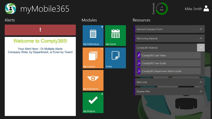 myMobile365 for Windows 8