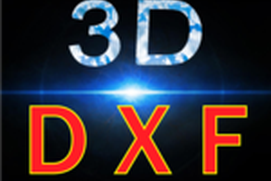 DXF Viewer 3D