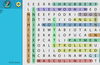 Dynamically generated game boards, you will never get the same board twice.