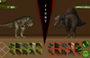 10 realistic dinosaur fighters!