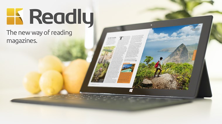 Readly for Windows 8