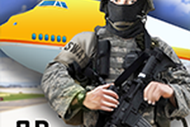 SWAT Rescue Mission Hostage