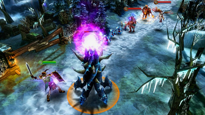 Discover addictive battles in the first MOBA on Windows
