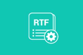 RTF File Opener