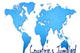 Countries Jumbled Quiz