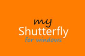 My Shutterfly For Windows
