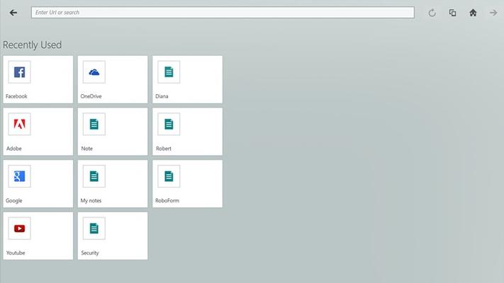 RoboForm for Windows Phone / RT for Windows 8
