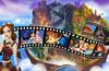 Explore dozens of kingdoms based on your favorite Disney films!
