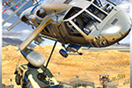 Army Cargo Helicopter