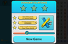 Collect fun characters by earning stars - can you collect the whole alphabet?